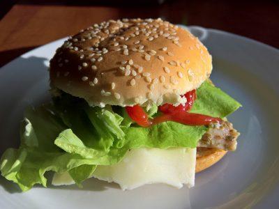 Házi hamburger gyorsan