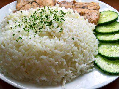 Rizs főzése egészségesen