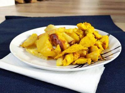 Currys csirkemell