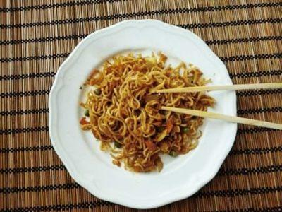 Ízletes kínai tészta