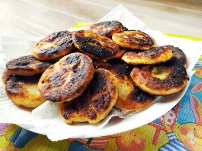Krumplis pogácsa, ahogy Dédimamám csinálta